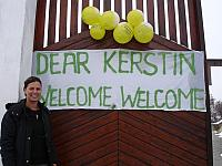Kerstin Welcome Home Party